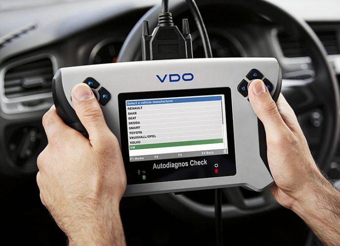 Autodiagnos Check VDO