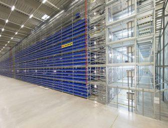 SSI Schaefer construye el nuevo almacén dinámico de dispositivos médicos de Karl Storz