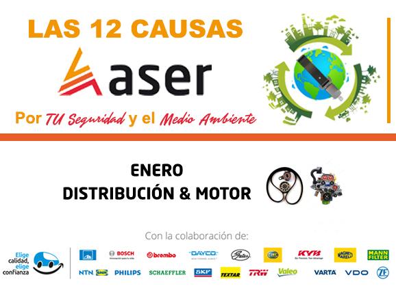12 Causas ASER para mantenimiento responsable vehículo repiten en 2021