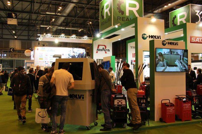 participación de Reauxi en Motortec