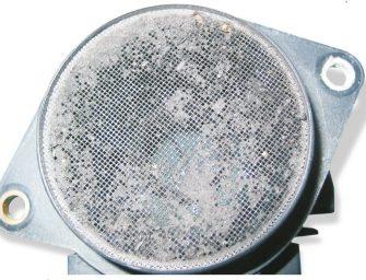 Artículo técnico de MS Motorservice: los sensores de masa de aire