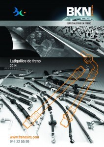 LATIGUILLOS DE FRENO 2014