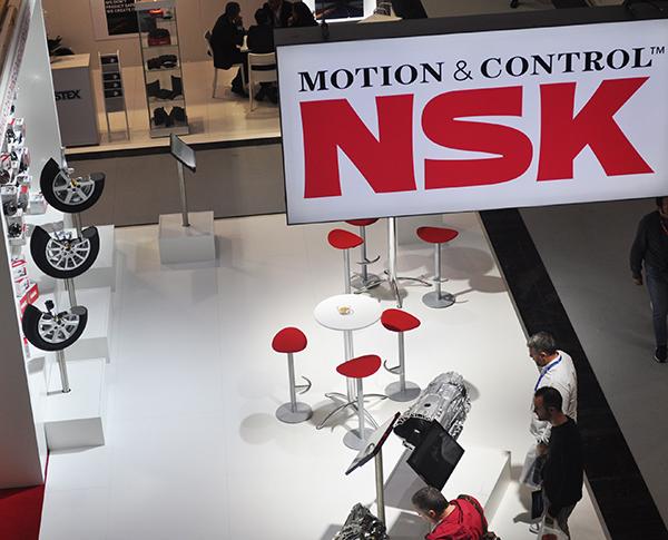 NSK mercado independiente posventa IAM