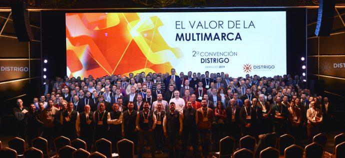 2nda Convención Distrigo PSA Groupe