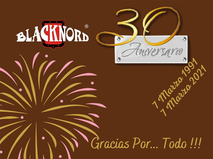 30 aniversario del Grupo Blacknord recambios para el automóvil