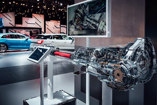 Audi Summit Barcelona