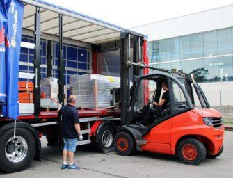 Los cargadores defienden las 44 toneladas en el transporte de mercancías