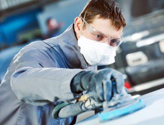 Los abrasivos más utilizados en el taller de carrocería