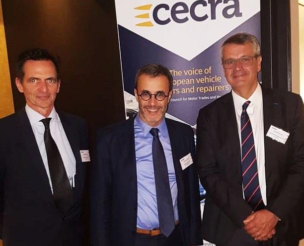 acceso a datos y conectividad objetivos nueva Comisión CECRA