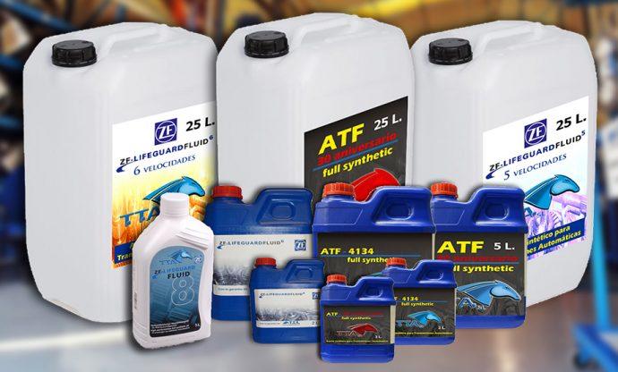 fluido ATF TTA