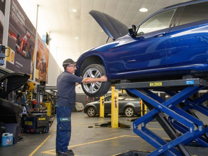 actividad del taller recuperará un 11% en 2021 según cifras de Gipa recogidas por Euromaster