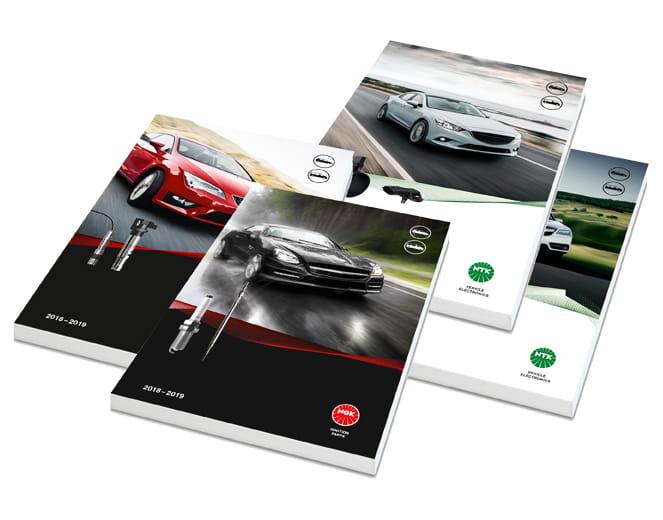 actualización catálogos NGK-NTK