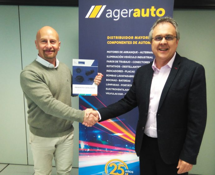 acuerdo Agerauto y General Cab Group