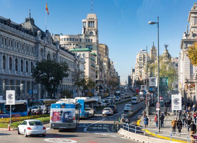 adaptación al GLP Madrid Central