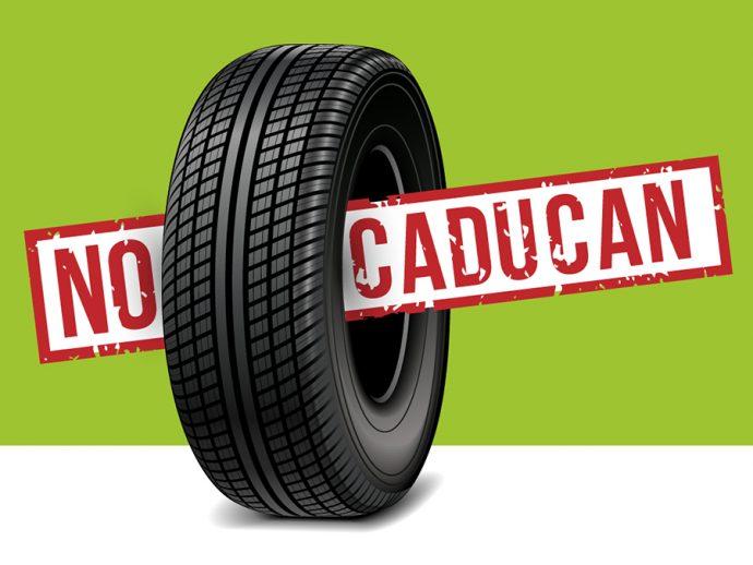 Adine lanza campaña informativa para recordar que los neumáticos no caducan