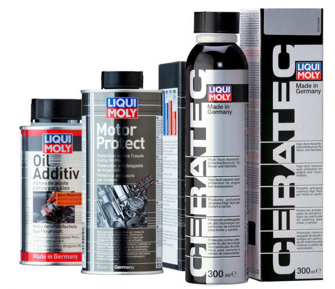 aditivos contra el desgaste del motor