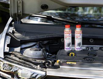Nuevos aditivos Radiator Clean y Radiator Stop Leak de Motul