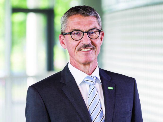 Afred Weber abandona MANN+HUMMEL