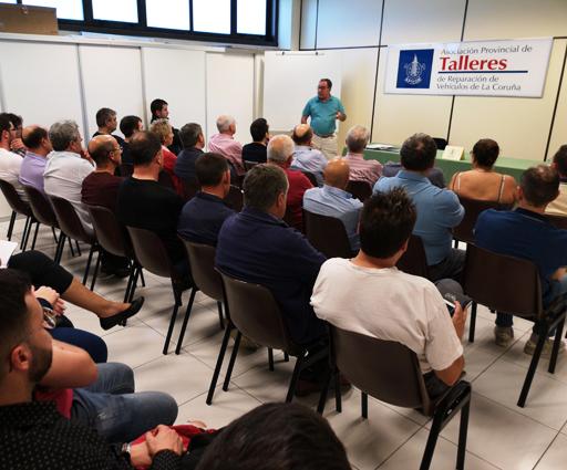 Agencia Tributaria jornadas divugativas talleres Aptcor