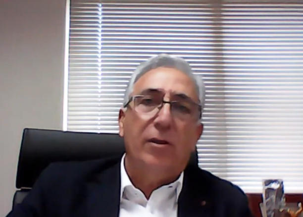 Agustín García en Serca Digital Meeting 2020