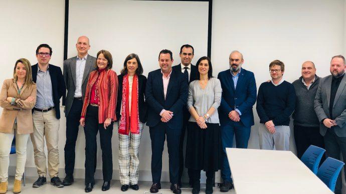AICA celebra primera Comisión de Movilidad y Conectividad