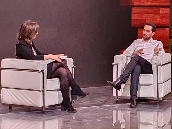 Alberto Contador entrevista ASER en Directo 2020