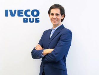 Alejandro Martínez, nuevo director de Iveco Bus