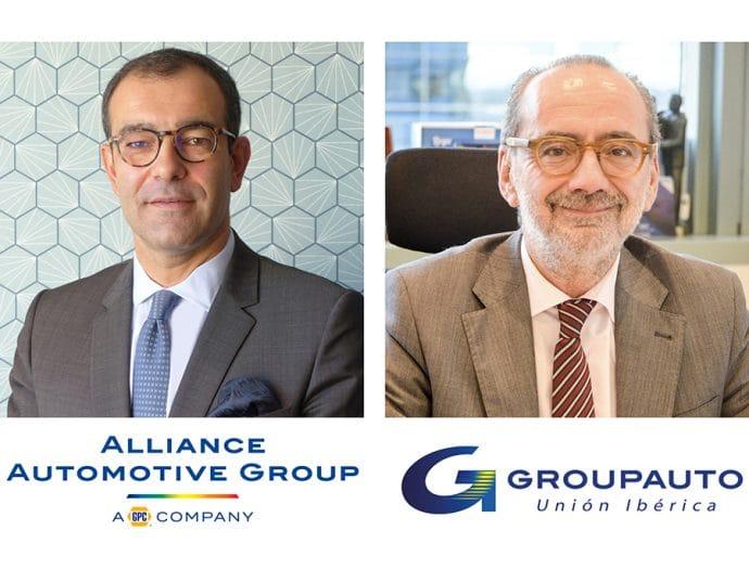 Alliance Automotive Group (AAG) se incorpora al accionariado de Groupauto Unión Ibérica (GAUIb)
