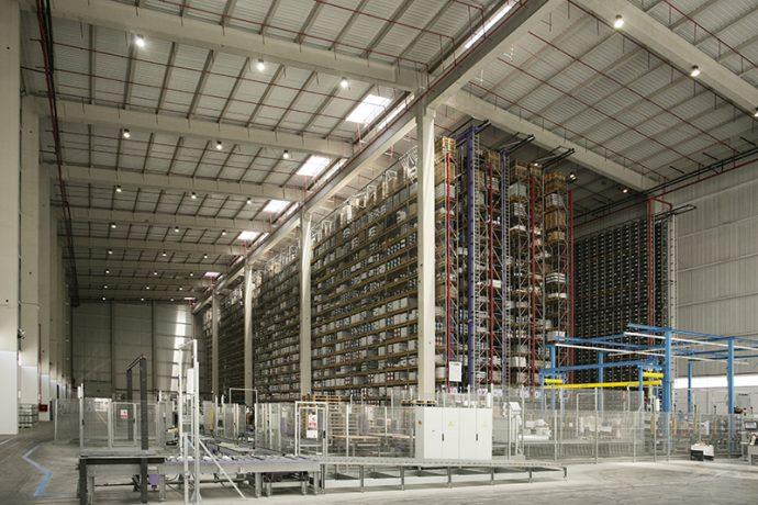 instalaciones de BESA