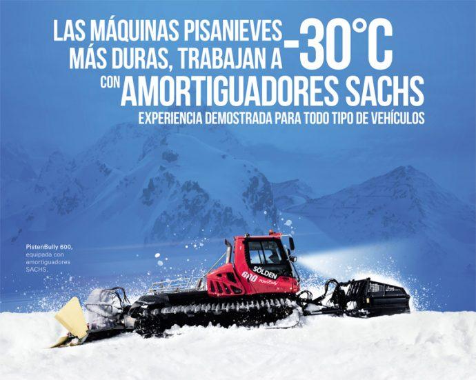amortiguadores Sachs campaña de invierno