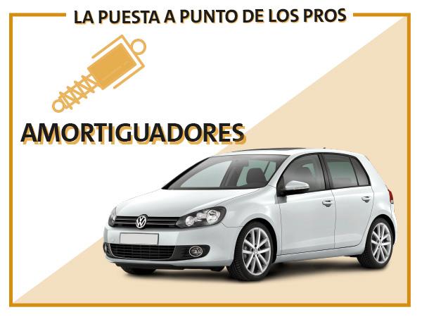 Amortiguadores Volkswagen Economy