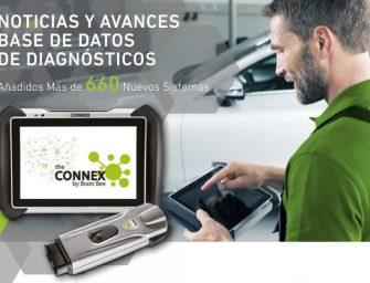MAHLE Aftermarket amplía la cobertura de sus equipos Connex y TechPRO