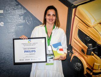 Los talleres españoles de V.I. distinguen la calidad de las lámparas Philips