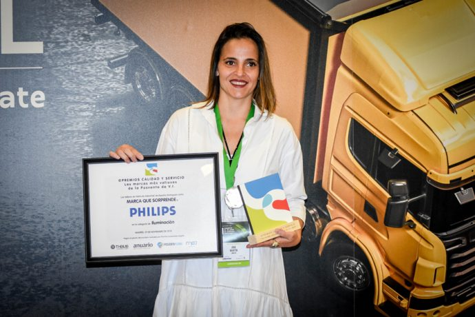 Ana Martín Ruiz-Moyano responsable Marketing lámparas Philips Lumileds