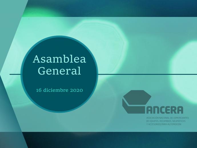 Ancera Asamblea General 2020