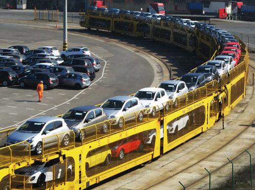 Anfac informes de valoración logística 2018