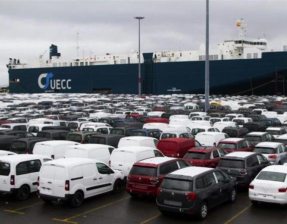 Anfac producción de vehículos enero 2019