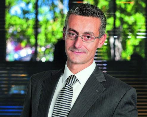 Angel Martínez CEO de GT Motive