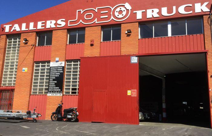 aniversario tallers jobo truck 700x450