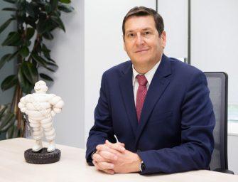 Antonio Crespo, nuevo director comercial de Michelin para la Península Ibérica