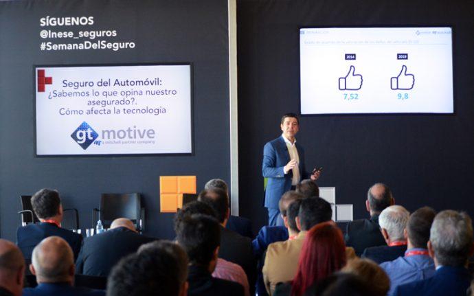 Antonio Osuna GT Motive en Semana del Seguro 2019