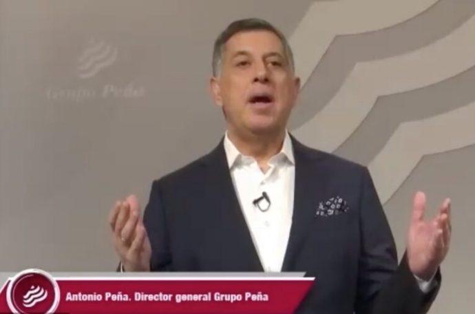 Antonio Peña director general de Grupo Peña Automoción