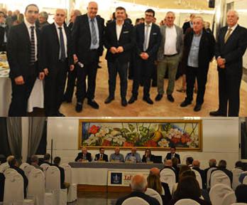 asamblea general durante 55 aniversario de Aptcor
