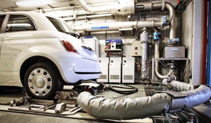 Asepa curso especialización en emisiones de coches