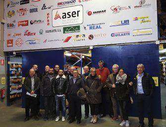 """Grupo ASER """"jugó"""" con sus socios en unas jornadas de formación sobre logística"""