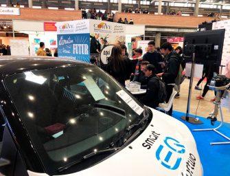 CORVE promovió los sectores de automoción y náutica en ExpoJove 2019