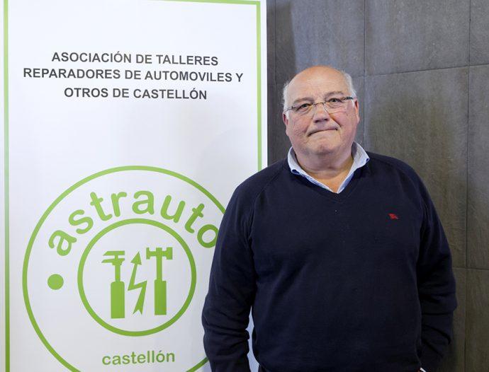 asociación talleres Astrauto prepara Centro de Formación Profesional