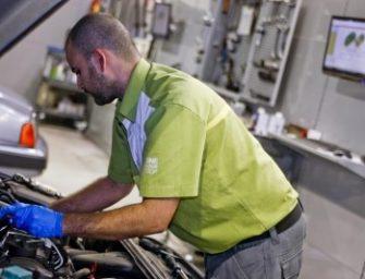 Audatex revela un descenso de la relación coche-taller a partir de los 10 años