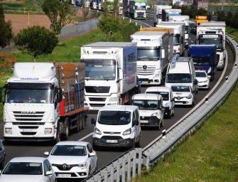 Los accidentes de furgonetas con víctimas ya representan el 11% del total