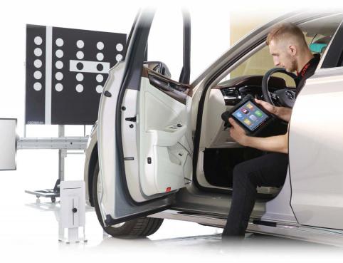 autel maxisys adas para calibración de sistemas de asistencia al conductor ADAS